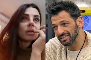 """Pago spiega perché non torna con Serena Enardu, la ex guarda la tv e piange: """"Una tortura"""""""