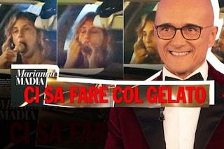 Alfonso Signorini in cattedra contro il sessismo ma fece lo stesso con il gelato del ministro Madia