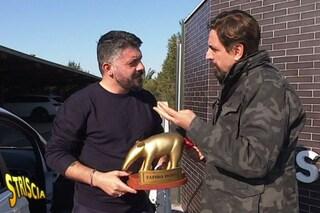"""Tapiro a Gennaro Gattuso: """"La colpa delle sconfitte del Napoli è mia, bisogna stringere i denti"""""""