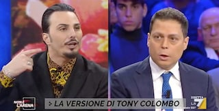 "Tony Colombo e Tina Rispoli contro Fanpage.it: ""Tutta fiction, siete fan di Gomorra"""