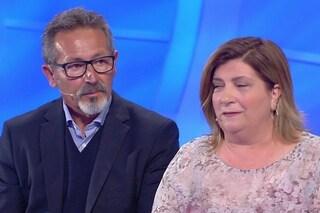 """La storia di Vincenzo e Raffaella a C'è posta per te colpisce la rete: """"Meglio senza padre"""""""