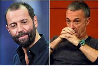 """Linus condanna Fabio Volo per l'attacco a Salvini: """"Non era autorizzato, mi scuso"""""""