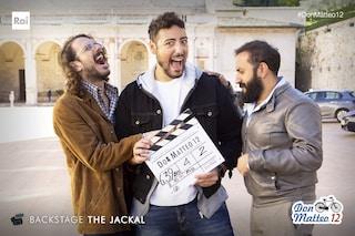 """The Jackal in Don Matteo 12: """"Finalmente le nostre nonne vedranno una cosa che abbiamo fatto"""""""