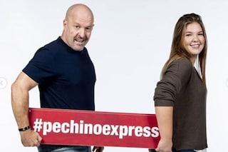 Pechino Express, lite furiosa tra Marco Berry e Ludovica Marchisio: prima coppia eliminata
