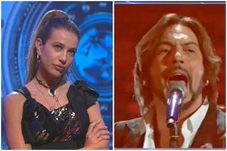 """GF Vip 4, Clizia Incorvaia dopo la clip su Sarcina: """"L'ho amato però mi ha uccisa come donna"""""""