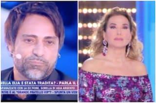 """Lite tra la D'Urso e Pietro Delle Piane, in studio Fiore Argento: """"Mi ha chiesto di mentire per lui"""""""