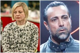 """GF Vip 2020, Antonella Elia vuole lasciare Pietro Delle Piane, lui: """"Non mi lascerà mai in tv"""""""