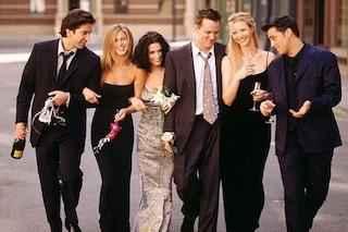 La reunion del cast di Friends, puntata speciale con cachet stellare dai 2,5 ai 4 milioni per attore