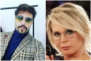 """Trono Over, Armando Incarnato fa infuriare Maria De Filippi: """"Le donne piangono a causa tua"""""""