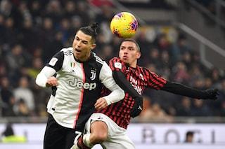 Milan-Juventus fa 8 milioni di telespettatori, semifinale da record per la Coppa Italia