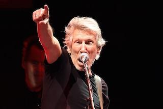 """Giallo a Sanremo, salta Roger Waters, niente videomessaggio al Festival: 'Motivi di scaletta'"""""""