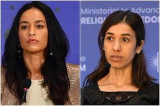Chi è Nadia Murad, il premio Nobel a cui Rula Jebreal ha devoluto parte del compenso di Sanremo