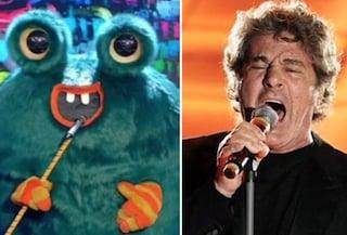 Il cantante mascherato 2020, Fausto Leali è il Mostro