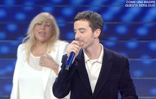 """Diodato a Domenica In, il vincitore di Sanremo: """"La mia canzone è anche per Levante"""""""