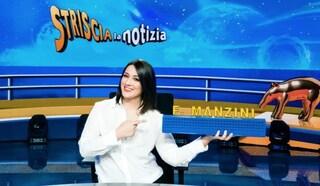 """Francesca Manzini nuova conduttrice di Striscia la Notizia: """"Ancora non ci credo"""""""