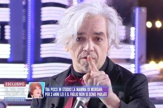 """Morgan cerca la pace con Bugo: """"Se chiedi scusa a Sergio Endrigo, io chiedo scusa a te"""""""