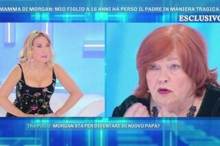 """La mamma di Morgan Luciana Castoldi: """"Mio figlio non ha superato il suicidio del padre"""""""