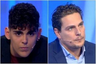 """C'è posta per te, Alessio cerca suo padre: """"Non voglio soldi"""". Gaetano: """"Speravo fossi tu"""""""