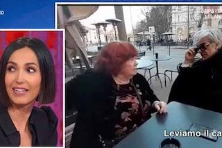 """Caterina Balivo fa la D'Urso, in onda l'incontro tra Morgan e sua madre: """"Mi hanno attaccato tutti"""""""