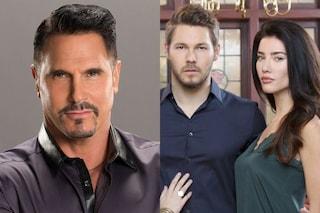 Beautiful, anticipazioni 23 - 29 febbraio: Bill spinge Liam a lasciare Hope e a tornare con Steffy