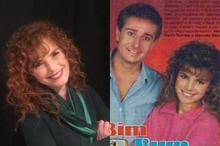 """Manuela Blanchard di """"Bim Bum Bam"""" torna in tv dopo 24 anni, sarà il volto di uno show per bambini"""