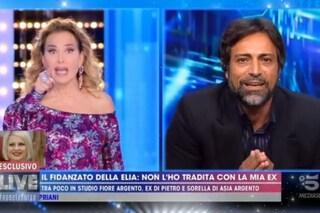 """D'Urso e la lite con Pietro Delle Piane, D'Anelli: """"Cognome falso per vantare parentele influenti"""""""