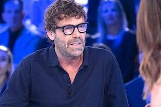 """Massimo Ciavarro sul figlio Paolo: """"Ho paura che cambi dopo il GF Vip. Clizia? Una ragazza carina"""""""