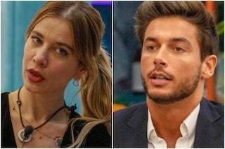 """GF Vip, Clizia Incorvaia litiga furiosamente con Andrea Denver: """"Sei un Buscetta, un pentito"""""""