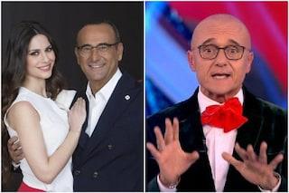 La Corrida vince la gara degli ascolti tv, il GF Vip di Alfonso Signorini si difende bene