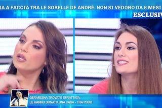 """Francesca De André litiga con la sorella: """"Arpia"""", Fabrizia lascia lo studio"""