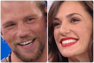 """Elena D'Amario presenta l'ex Enrico Nigiotti ad Amici e piange: """"Il primo amore non si scorda mai"""""""