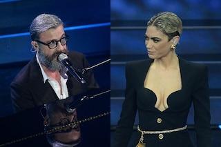 """Elodie conferma la lite con Marco Masini a Sanremo: """"Mi ha fatto body-shaming prima che mi esibissi"""""""