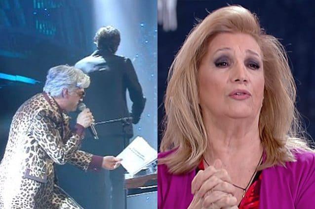 Sanremo, parla la mamma di Morgan: le parole
