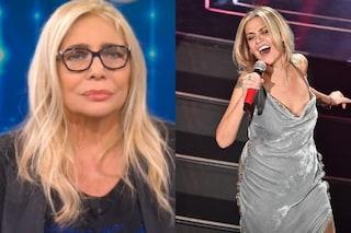 """Gaffe di Mara Venier: """"Irene Grandi non era al Festival di Sanremo 2020"""""""