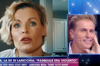 """Victoria, ex di Pasquale Laricchia: """"Mi picchiava, pugni in testa finché non smisi di respirare"""""""