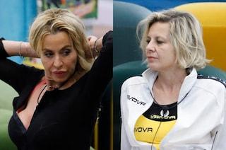 """Valeria Marini chiama bambola assassina Antonella Elia che minaccia: """"La prendo a calci in c**o"""""""