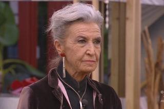 """Grande Fratello Vip 2020, Barbara Alberti si ritira: """"Non riesco a reggere questo gioco"""""""