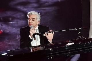 Morgan si auto-dirige a Sanremo dopo la protesta, è la prima volta nella storia del Festival