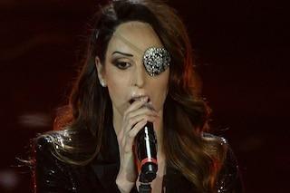 """La canzone di Gessica Notaro a Sanremo 2020: """"Mi hai sciolto il sorriso ma avevo quello di riserva"""""""