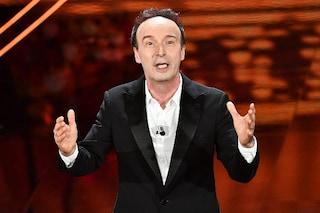 Programmi TV di stasera 9 maggio: Roberto Benigni - I Dieci Comandamenti Rai Uno e Ciao Darwin 8 su Canale 5