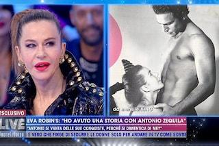 """Eva Robin's: """"Ho avuto un flirt con Antonio Zequila"""""""