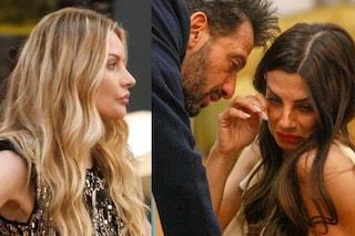 """GF Vip, Pago non vuole che Serena stia con Licia Nunez perché gay: """"È omosessuale, sono geloso"""""""
