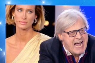 """Lite Sgarbi-D'Urso, parla Stella Manente: """"Brutto momento, mai conosciuto Silvio Berlusconi"""""""