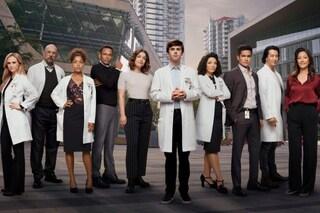 The Good Doctor 3: i nuovi episodi della serie tv di Rai2 dal 14 febbraio