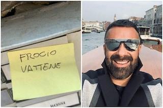"""'Frocio vattene', l'insulto omofobo a Luca Tommassini: """"Io zitto non ci resto più"""""""