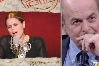 """Tosca canta 'Bella Ciao': """"Le Sardine hanno fatto una rivoluzione gentile, odio chi non si schiera"""""""