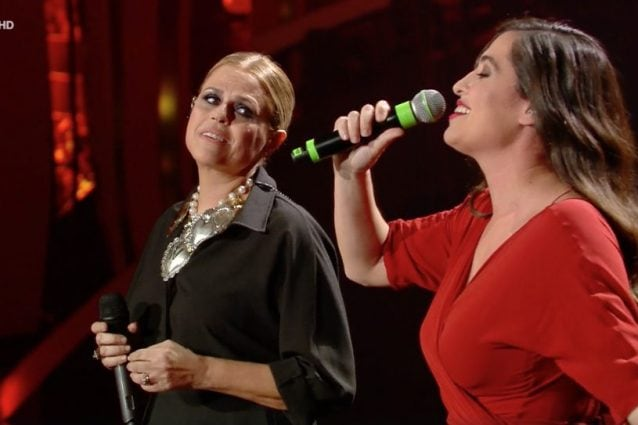 Tosca duetta con Silvia Perez Cruz