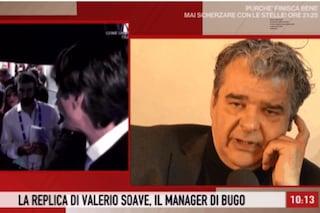 """Parla Valerio Soave manager di Bugo: """"Morgan va aiutato, stategli vicino"""""""