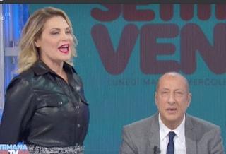 """""""Pierangelo Bertoli era down"""", la frase di Aragozzini da Simona Ventura imbarazza la Rai"""