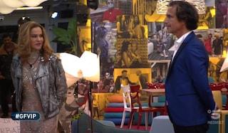 """Grande Fratello Vip, Eva Robin's ad Antonio Zequila: """"Sei ancora chiavabile"""""""